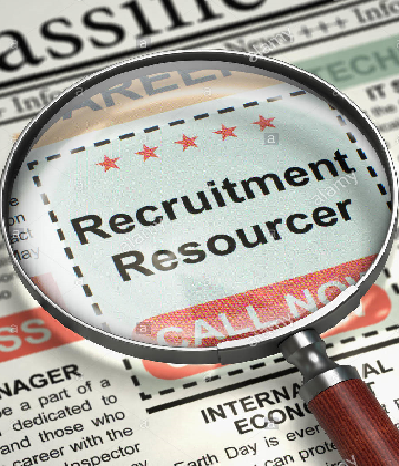Recruitment Resourcer/Dubai Job