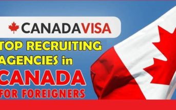 Recruitment Agencies in Canada