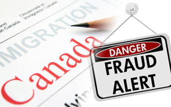 Canada Warns Against Immigration Document Fraud and Lying in Your Application